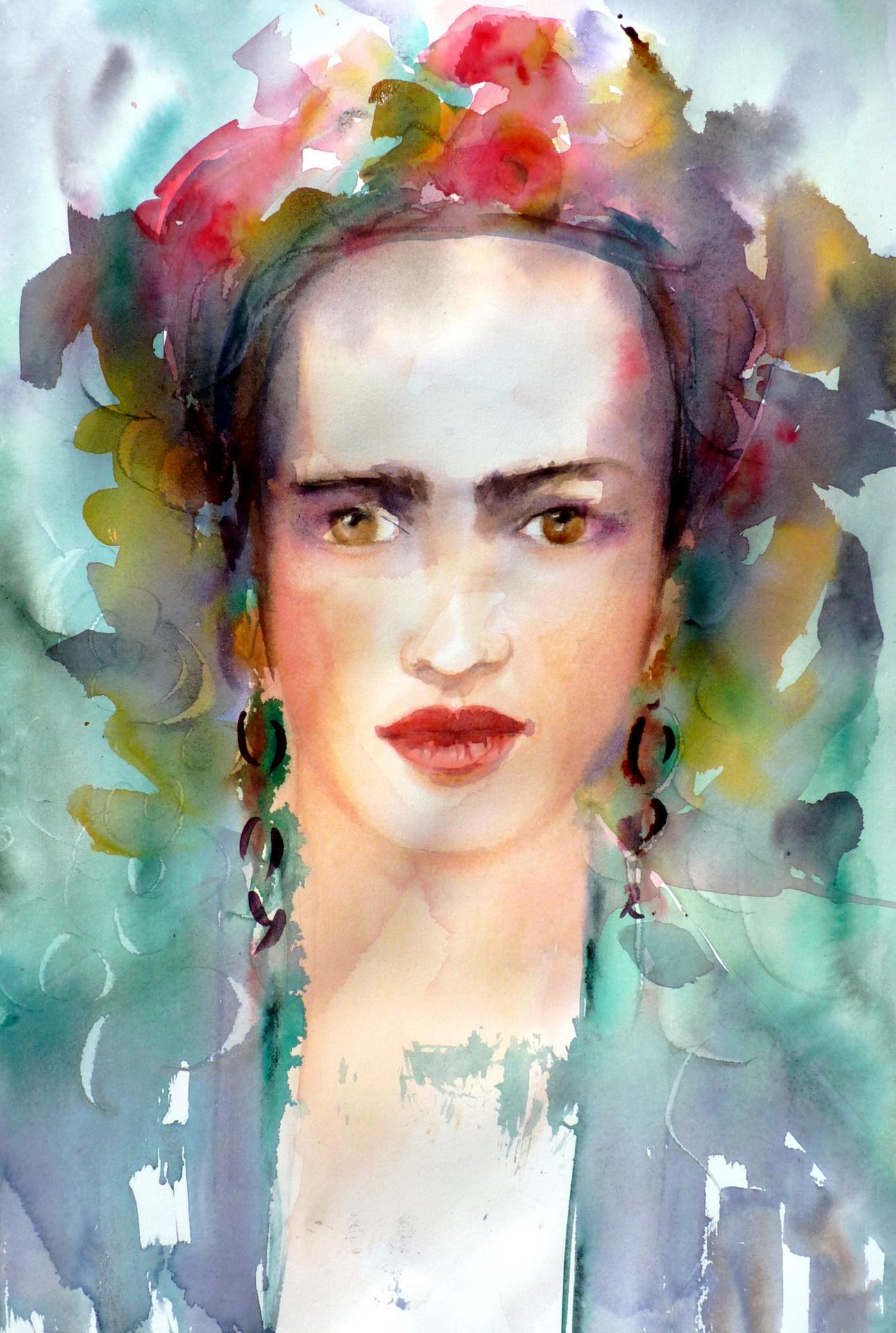 En pensant à Frida