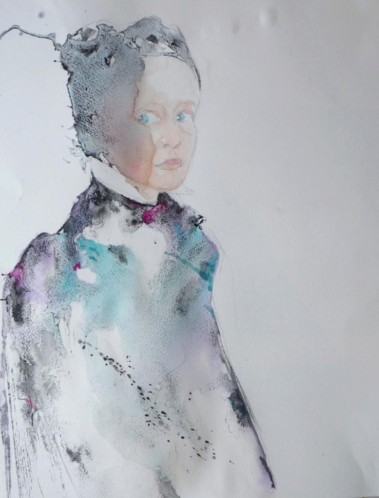 Portrait d'Hélène