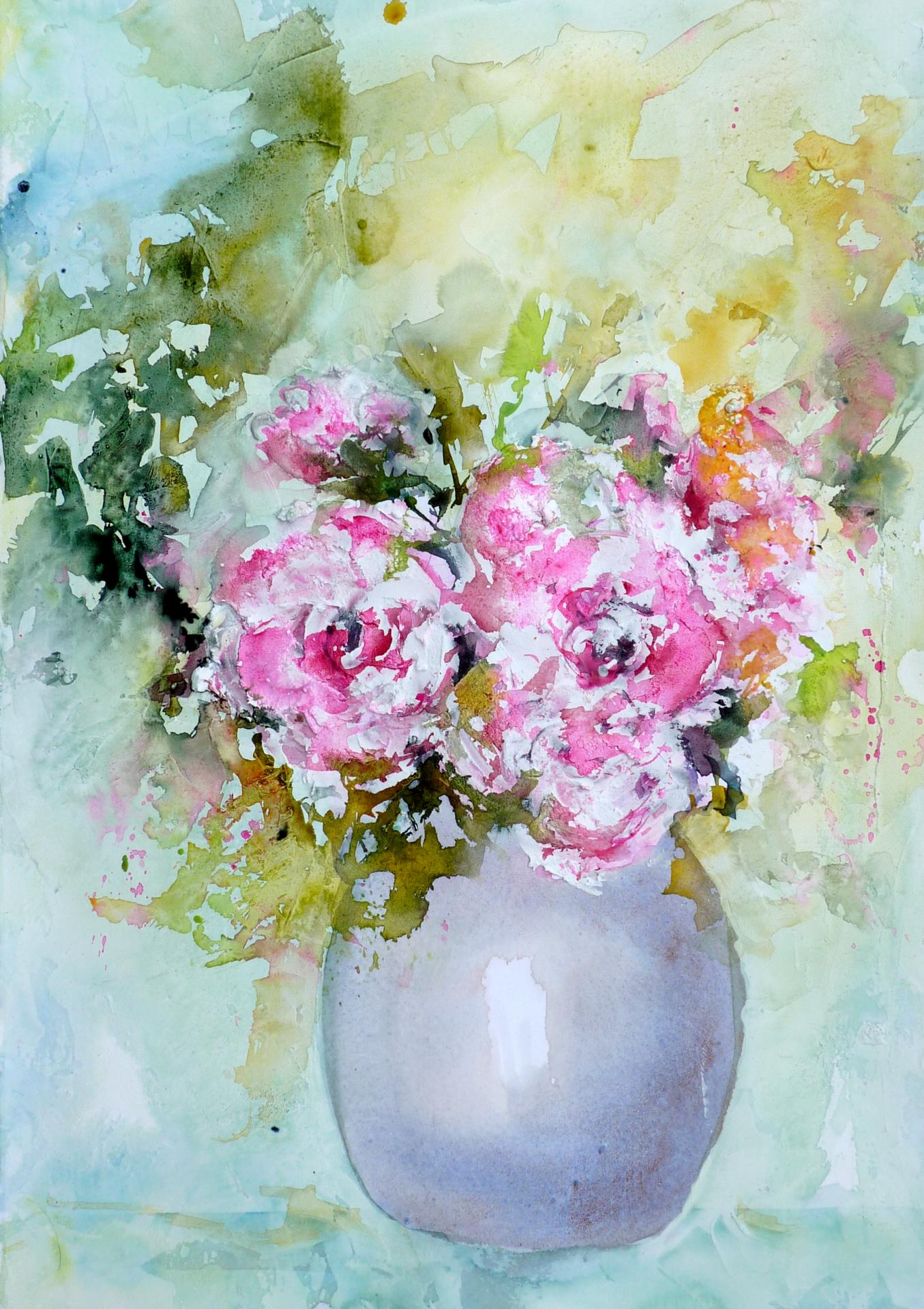Des roses opéra